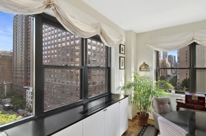 5 Panel and 2 panel Sliding Cityproof Soundproof Window installed  on the Upper East Side, NY