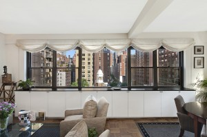 5 Panel Sliding Cityproof Soundproof Window installed  on the Upper East Side, NY