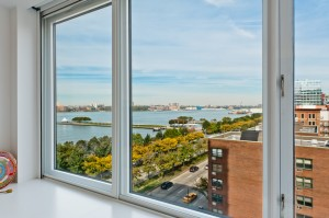 3 Panel Sliding Cityproof Soundproof Window installed in Greenwich Village, NY
