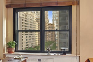 2 Panel Sliding Cityproof Soundproof Window installed in Upper Manhattan, NY