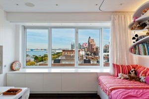 4 Panel Sliding Cityproof Soundproof Window installed in Greenwich Village, NY