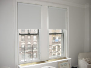2 Cityproof Soundproof Hinged Windows installed side-by-side in Greenwich Village, NY