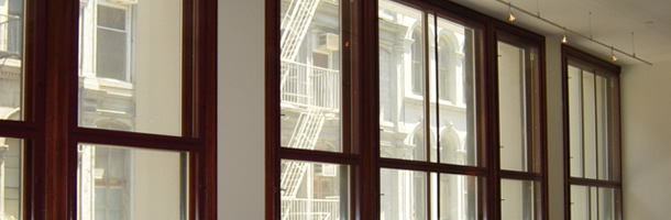 Soundproof Windows Installations